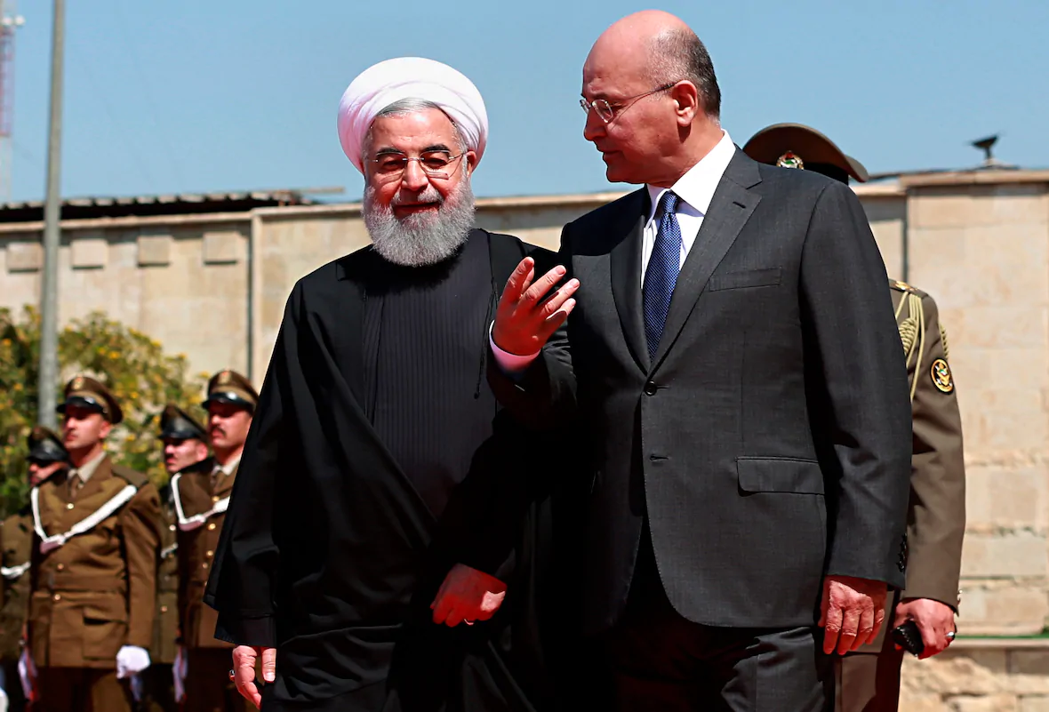 Iran's Rouhani In Iraq: A new era in bilateral ties?