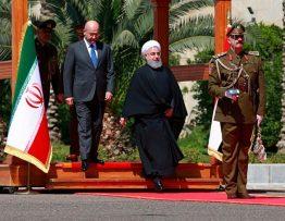 Iran's Rouhani In Iraq: A new ara in bilateral ties?