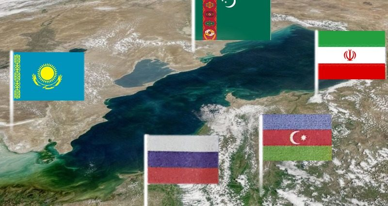 Challenges and Opportunities toward Iran in the Convention on the legal status of the Caspian Sea