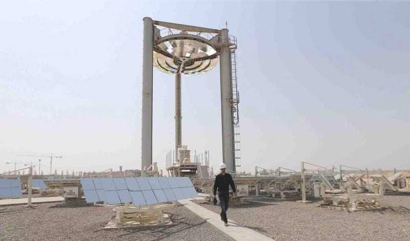 UAE Becoming a Leader in Renewable Energy
