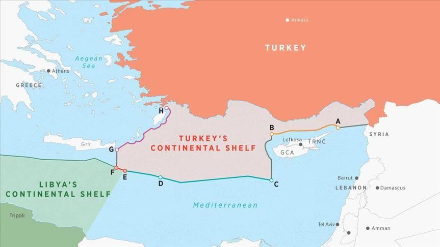 The Geopolitics of the Turkey-Libya Maritime Deal