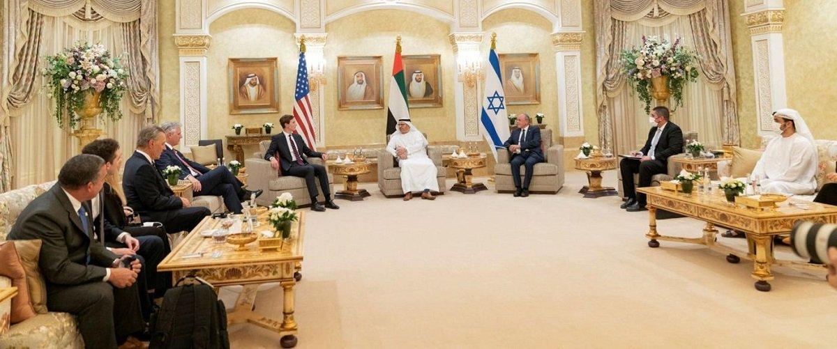 Energy Dimension of UAE-Israel Historical Deal