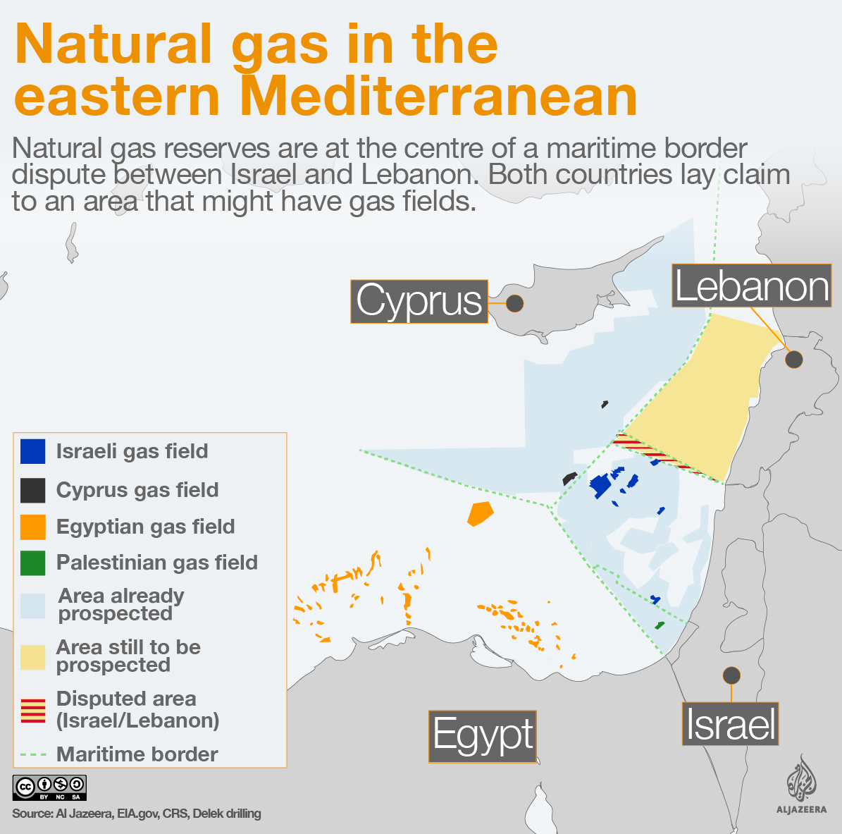 Energy Resources and the New Great Game in the Eastern Mediterranean